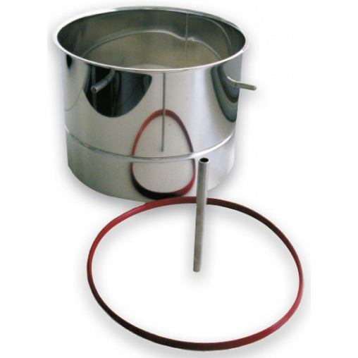 50L 智能糖化鍋半截麥芽管(25L)