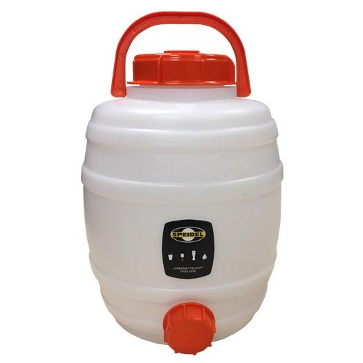 12L 塑膠發酵桶