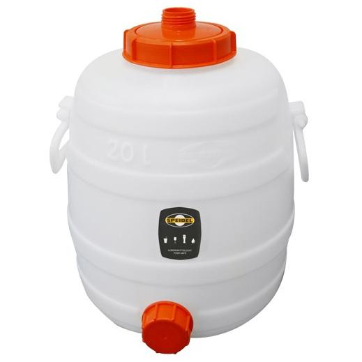 20L 塑膠發酵桶