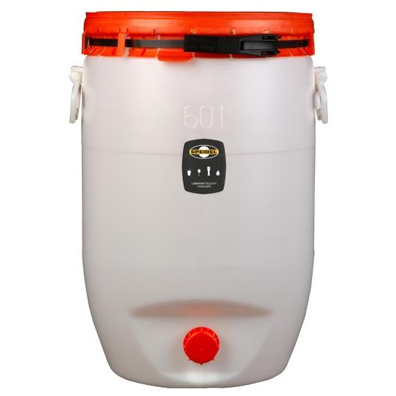 60L 塑膠發酵桶