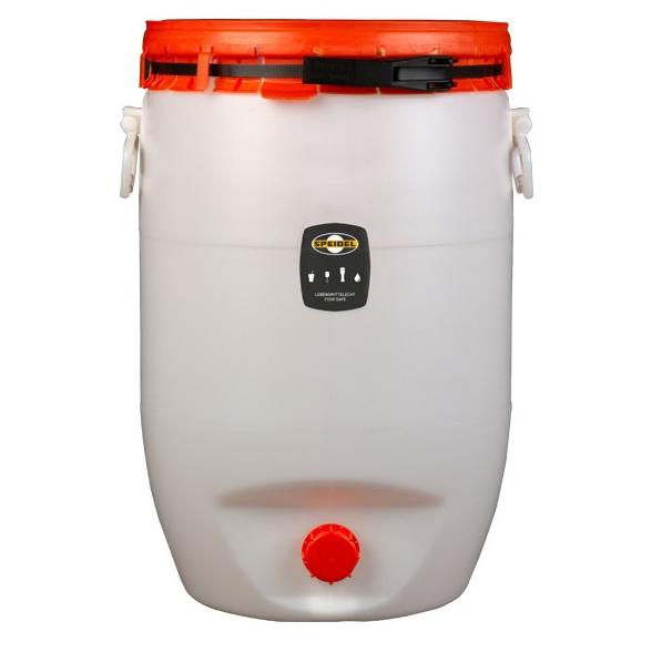 120L 塑膠發酵桶