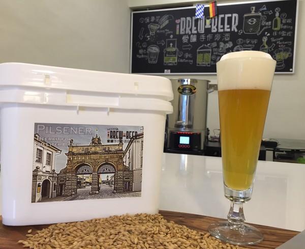 10L德國傳統皮爾森啤酒