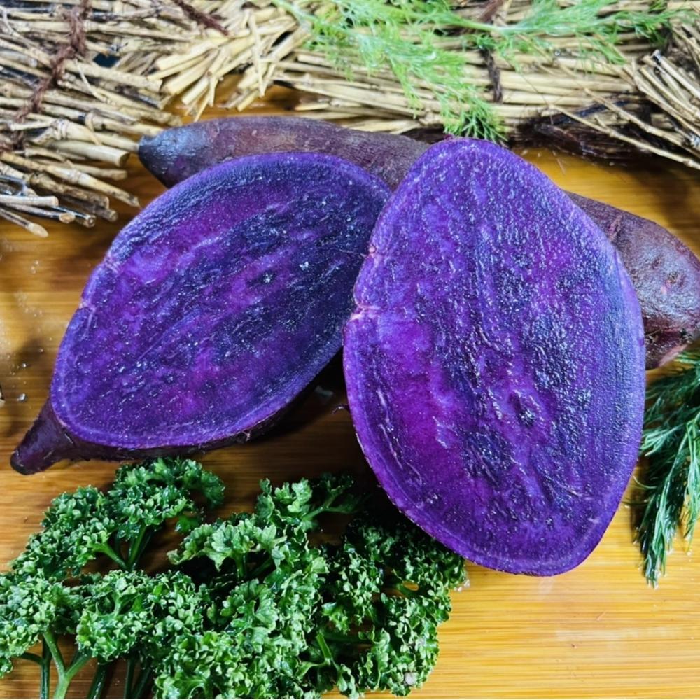 紫地瓜 300克