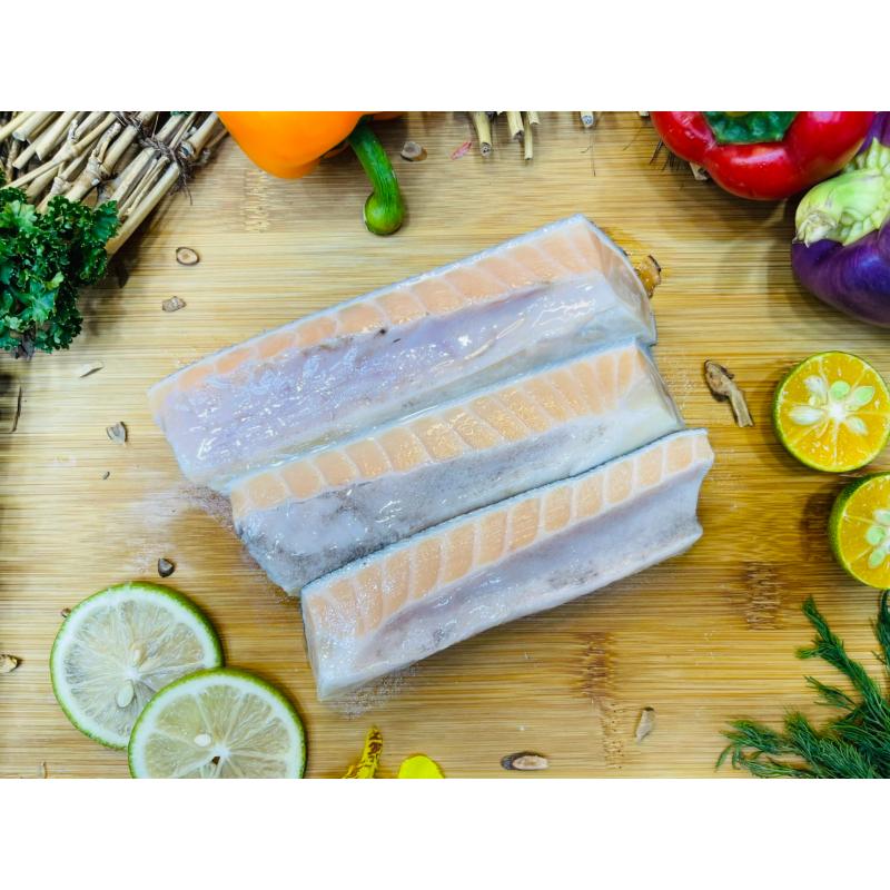 鮭魚腹肉 300g
