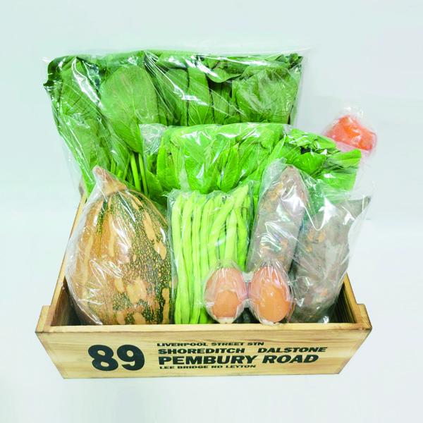 蔬菜箱/$199