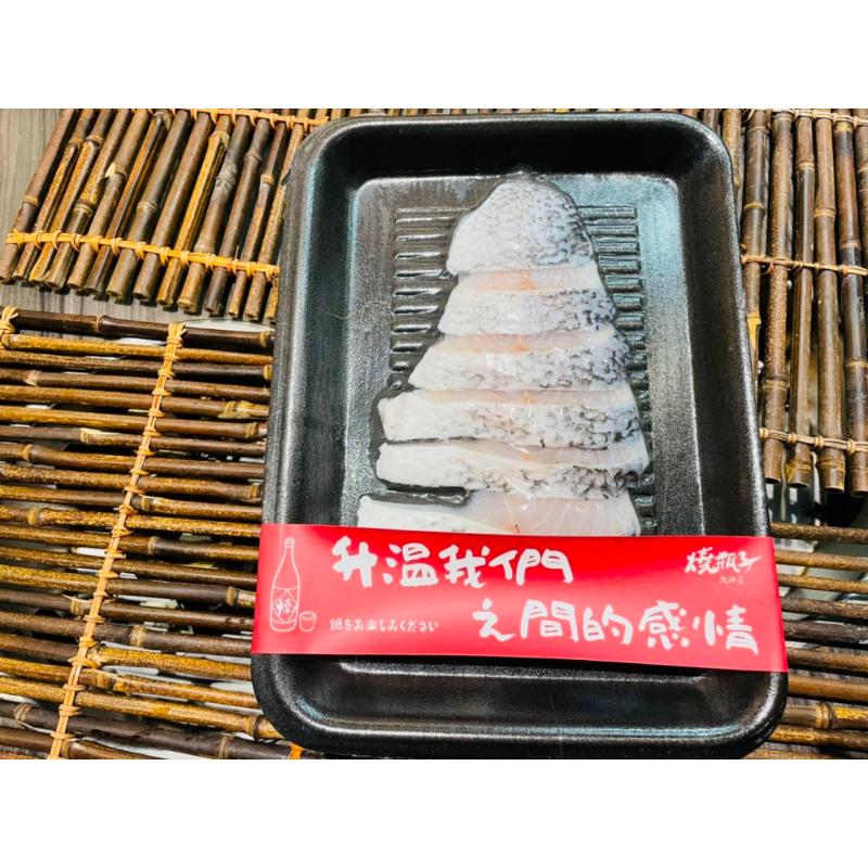 野生石斑魚片 約12