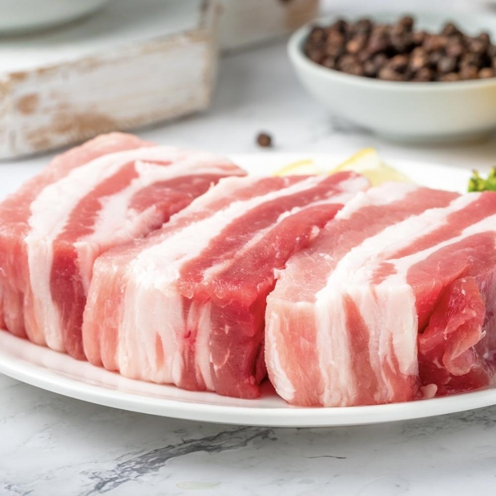 新鮮溫體肉肉安心組