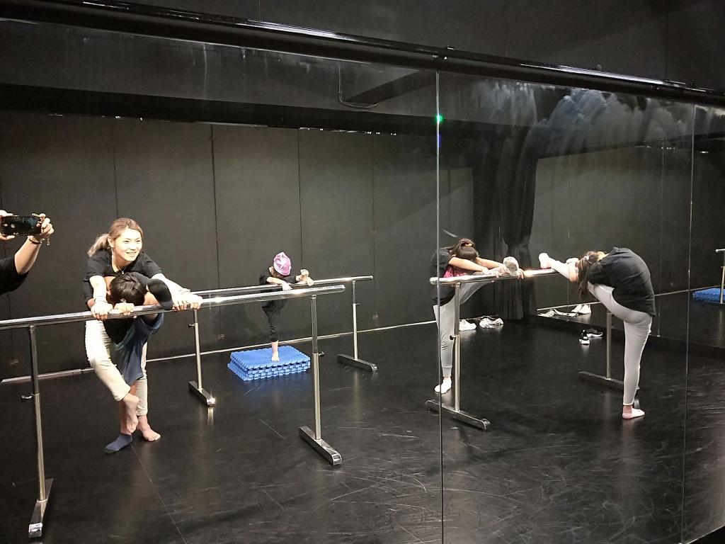 爵劇舞蹈空間