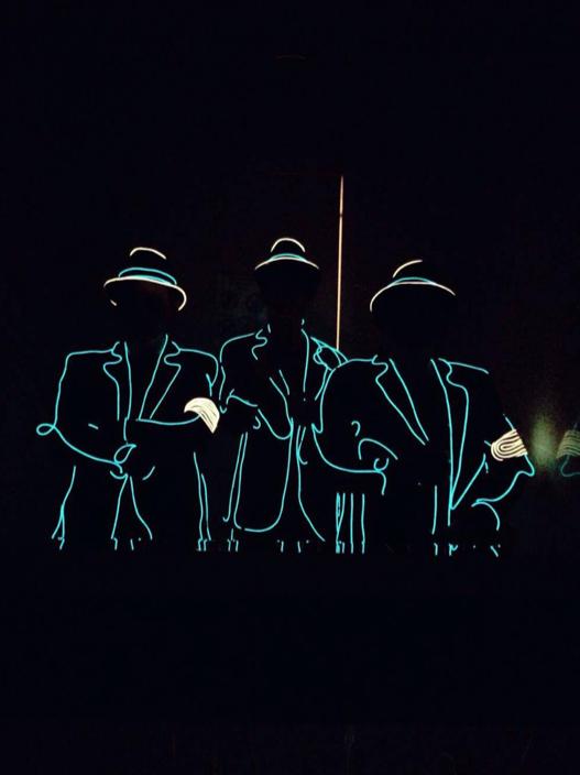奇幻科技舞蹈