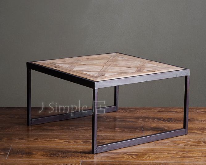 拼木小方桌