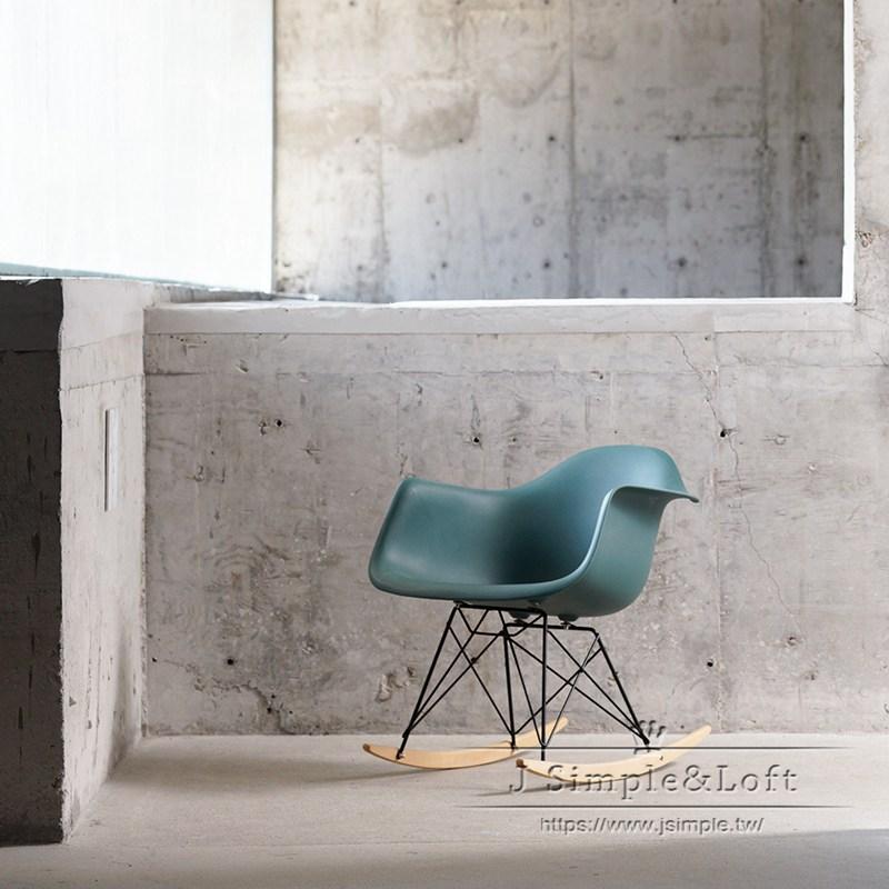 丹麥設計搖搖椅LT0