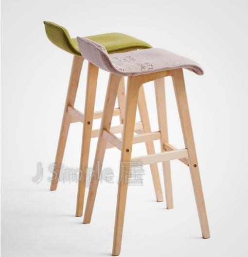 北歐復刻版吧台椅