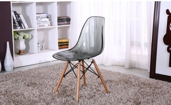 伊姆斯水晶餐椅