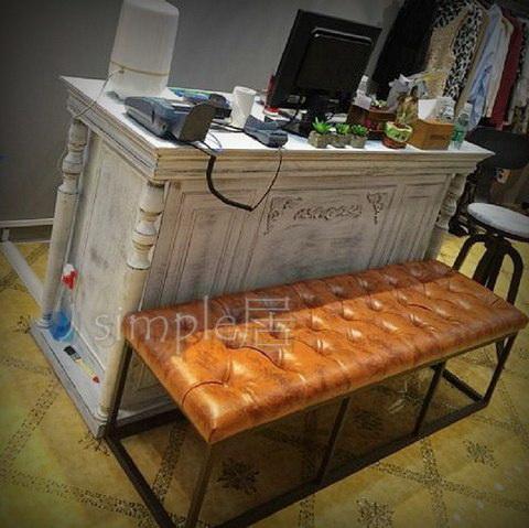 LOFT經典拉釦椅凳