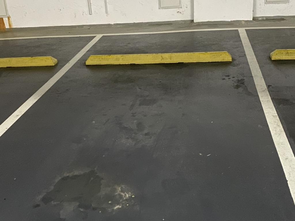 停車場清潔