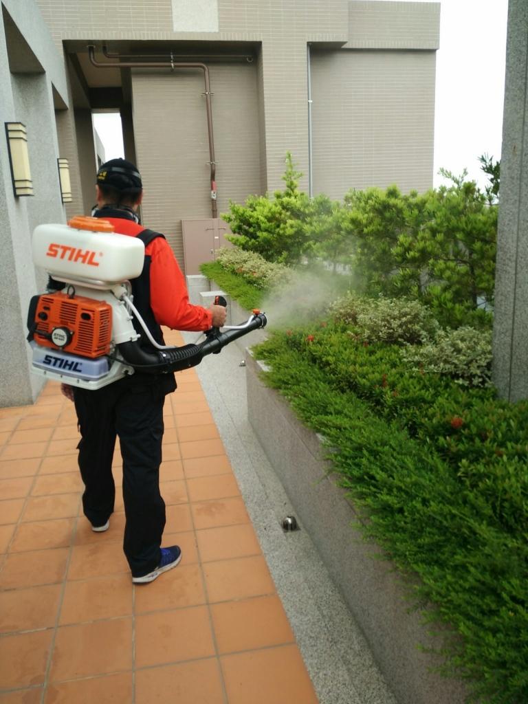 一般性害蟲防治