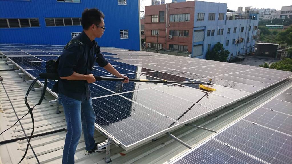 太陽能板工程/台北太陽能板安裝