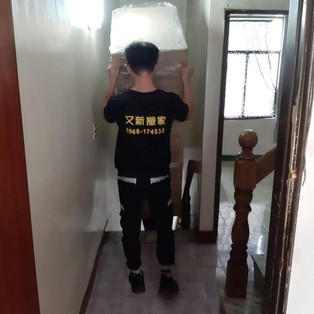 台南學生搬家