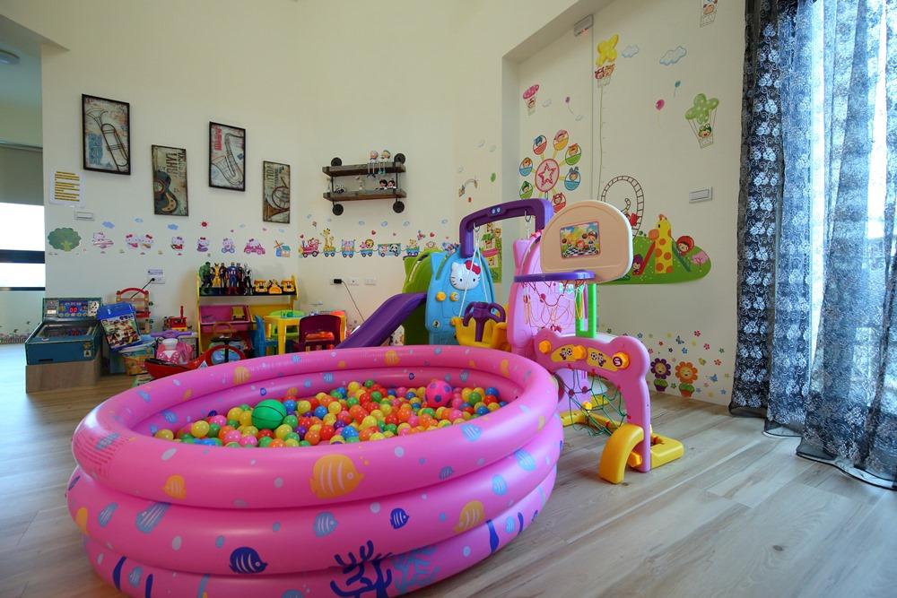 親子遊戲室