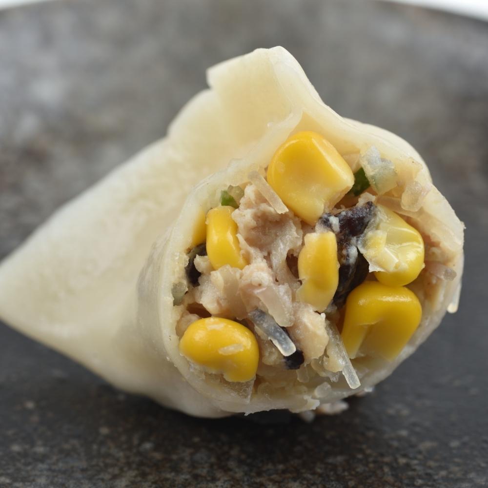 田園玉米雞肉水餃