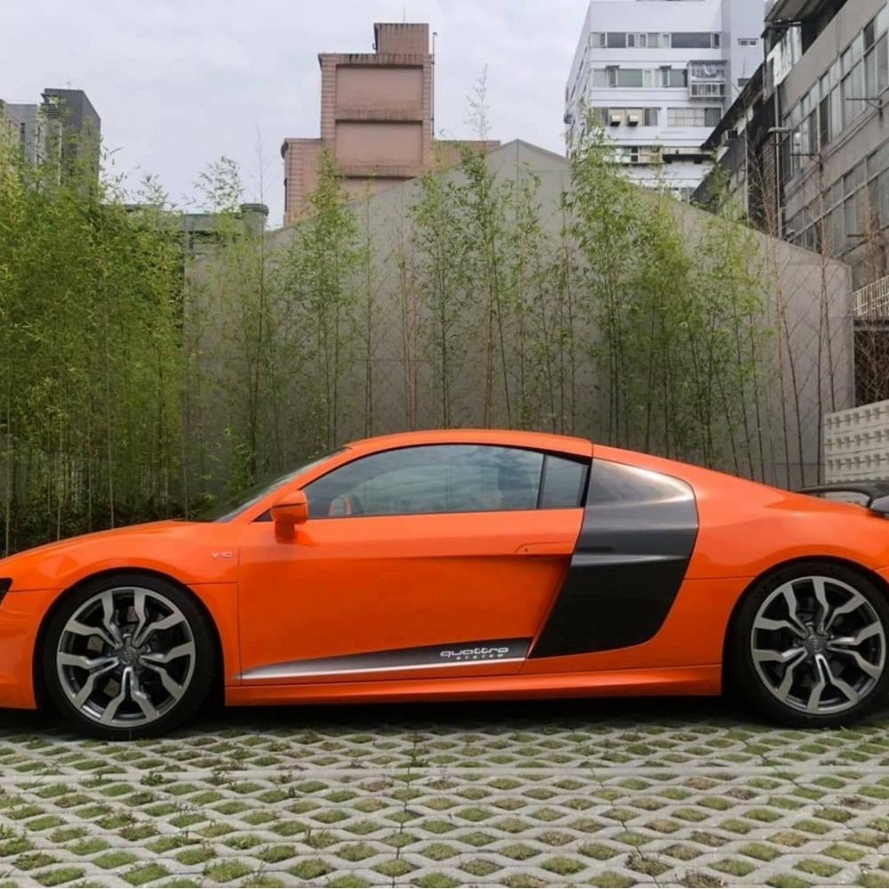 Audi|R8 V1