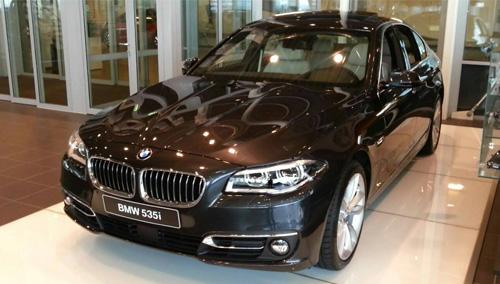 BMW|535i