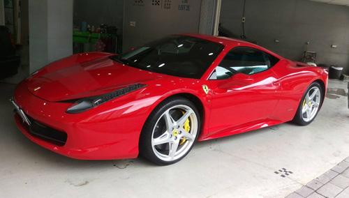Ferrari|45
