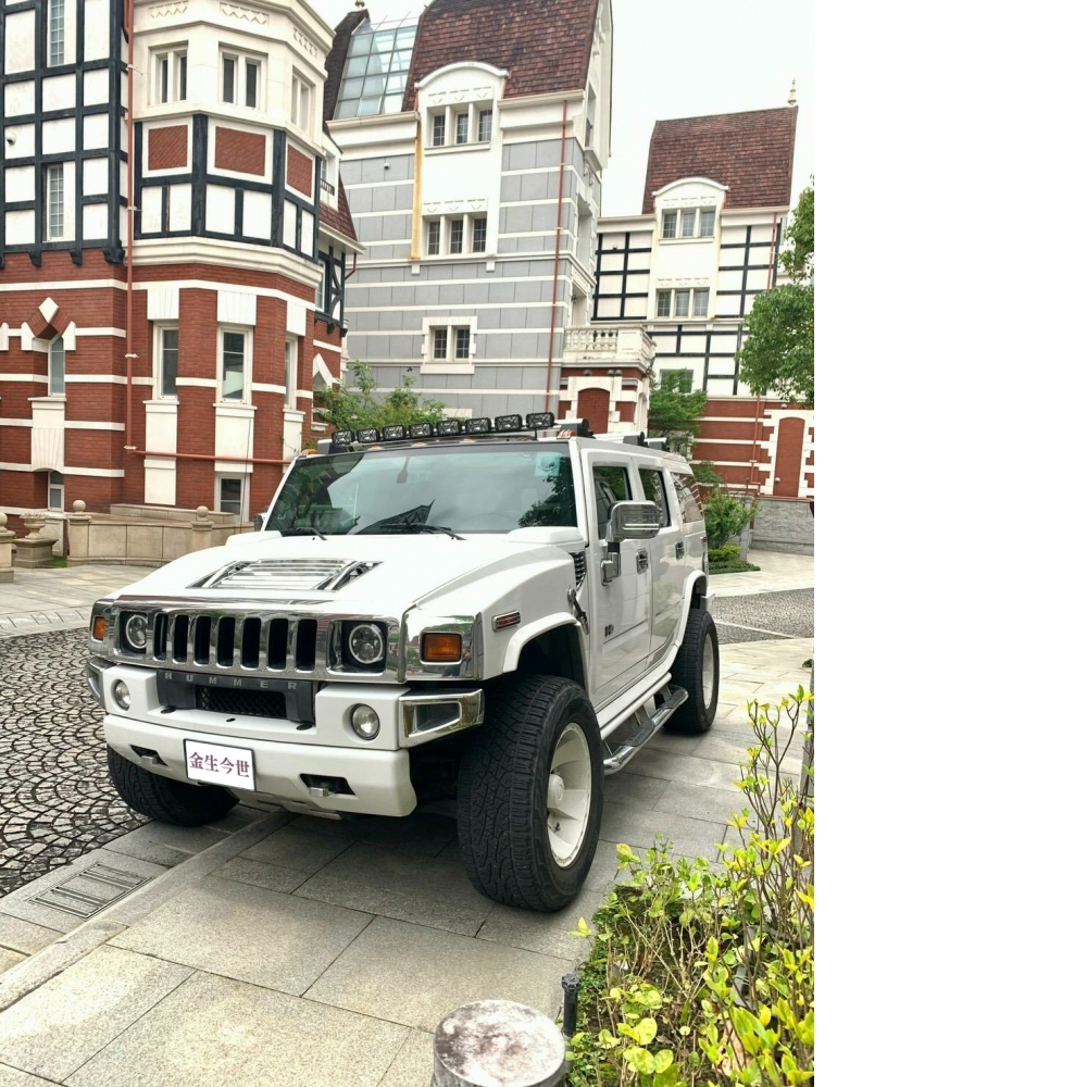 Hummer|H2 SUV