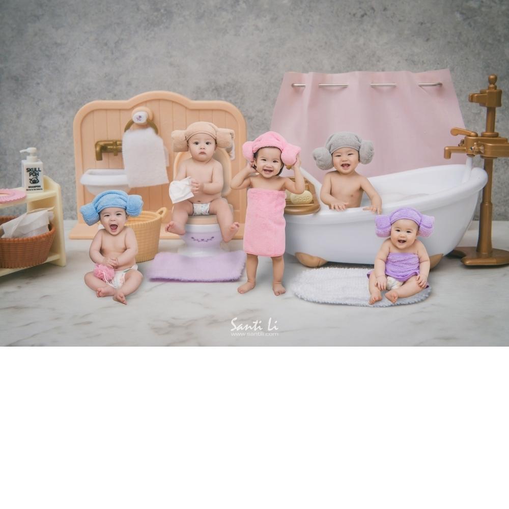 小人風寶寶團拍-1