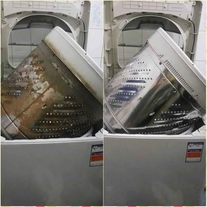 直立式洗衣機