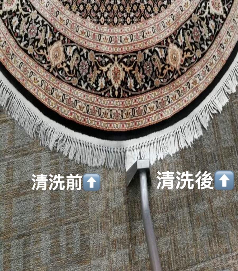 快毯(可收走地毯)