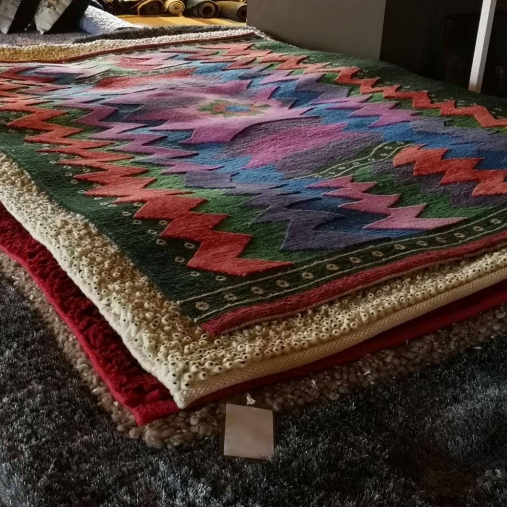 進口手工毯