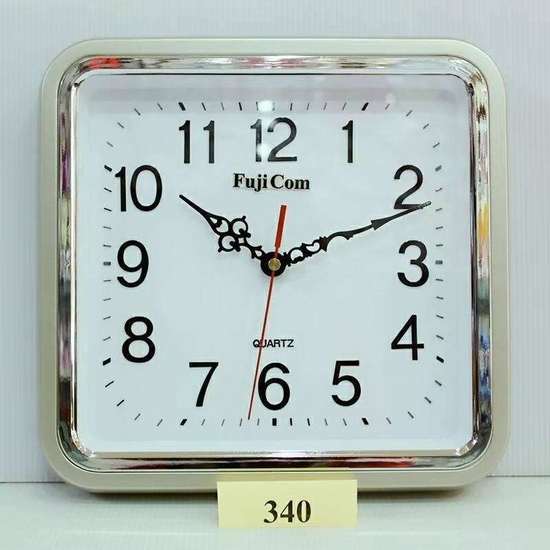 340方形鬧鐘