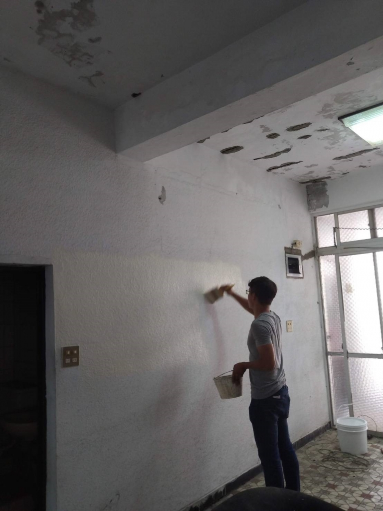 小型居家修改、油漆。