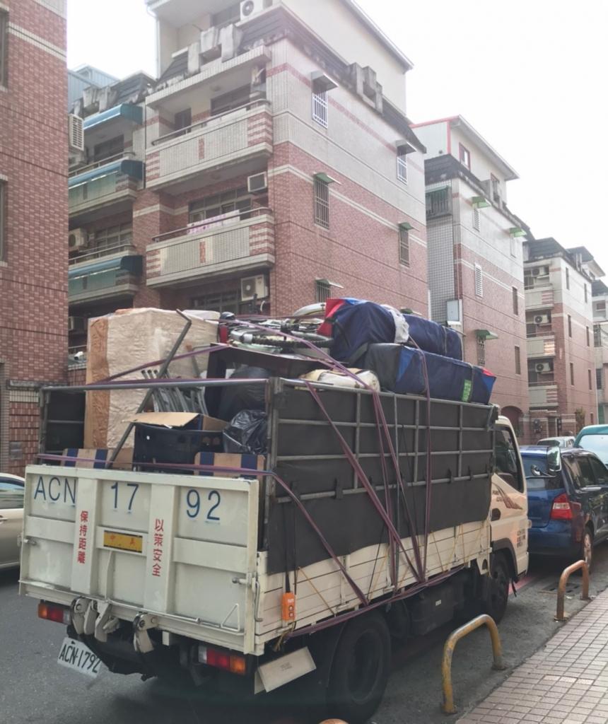 台南家庭搬遷