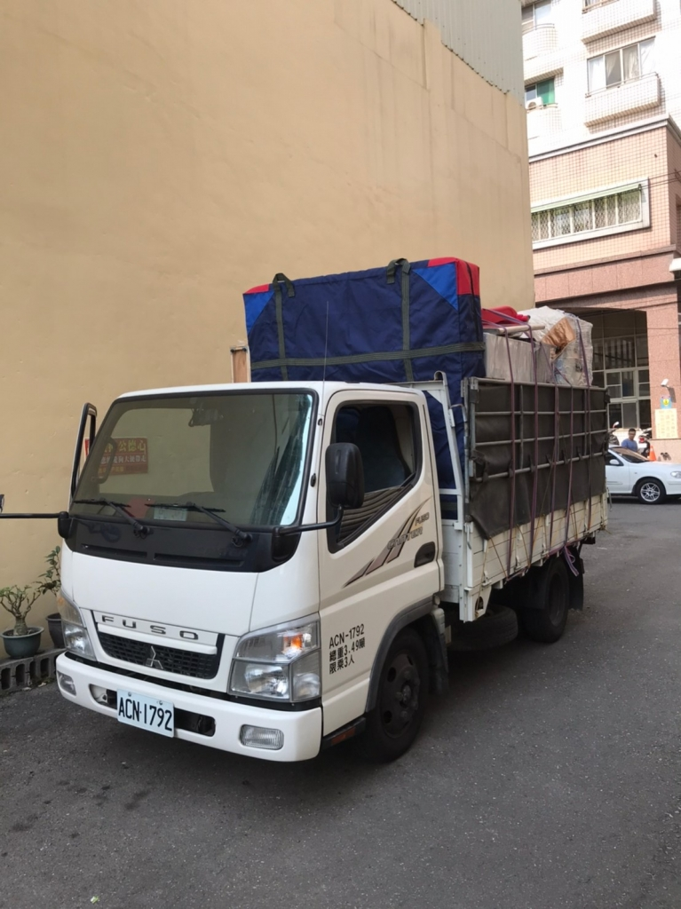 台南市搬家公司