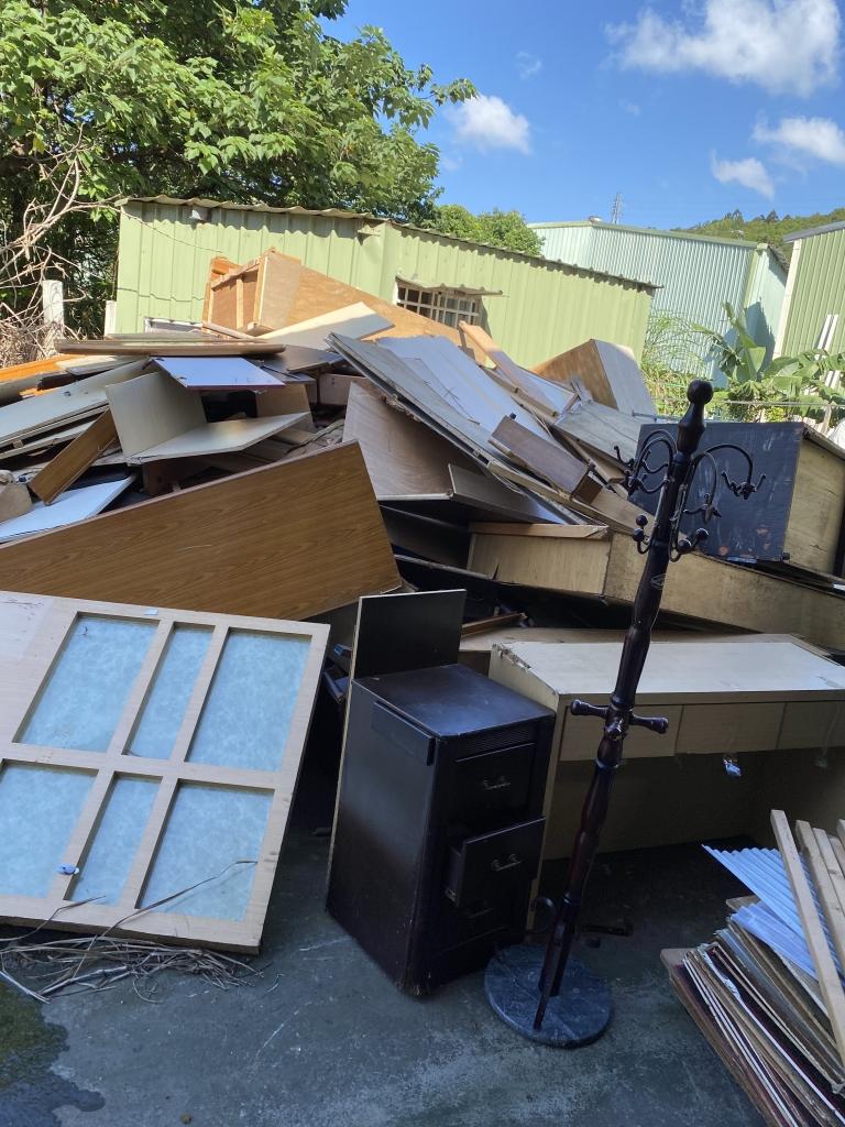 木頭類廢棄物