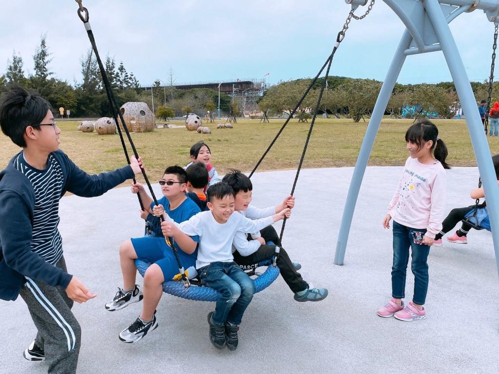 卡滋爆米花樂園+八里文化公園