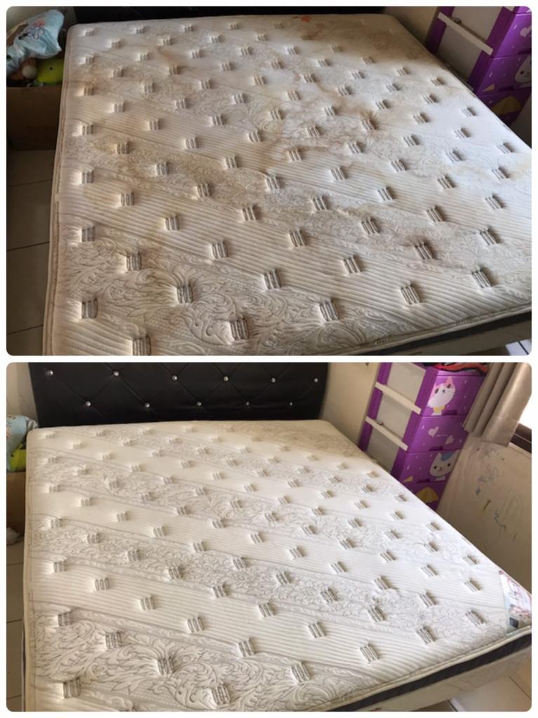 床墊精油清洗