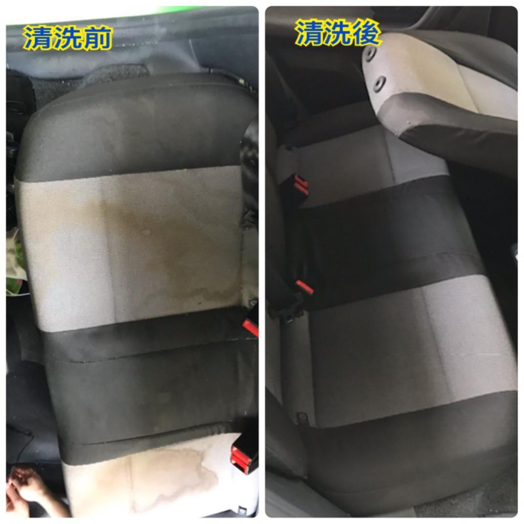 汽車座椅清洗