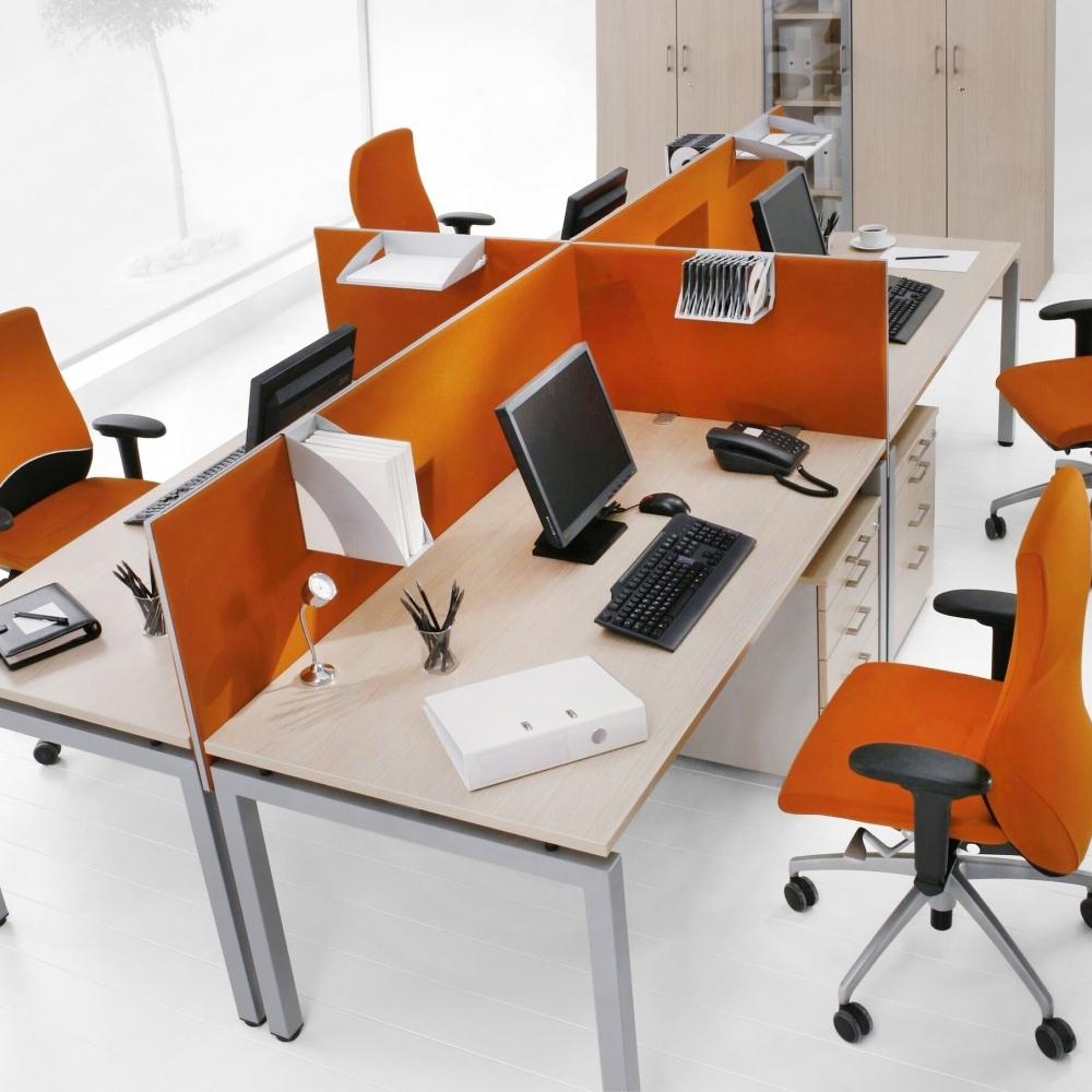 辦公室OA座位桌椅組