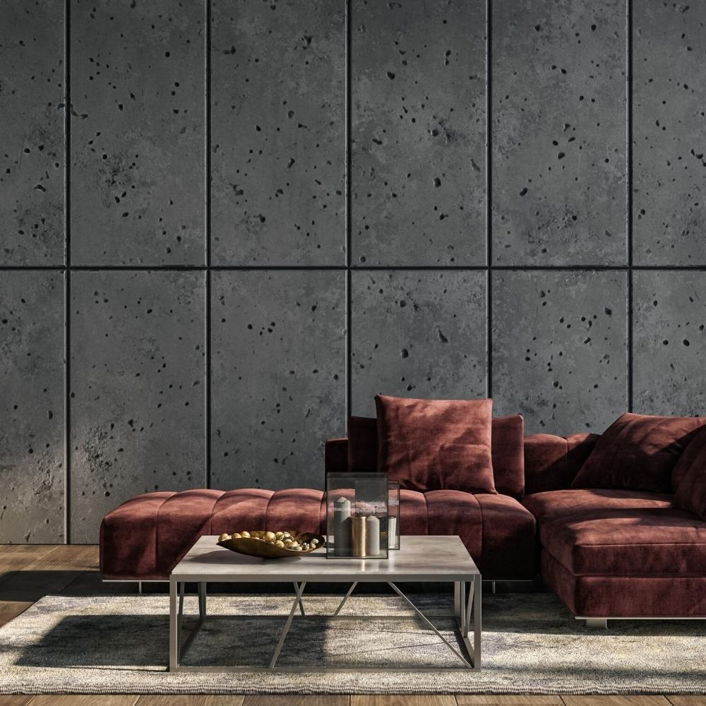 九成新L型布質沙發