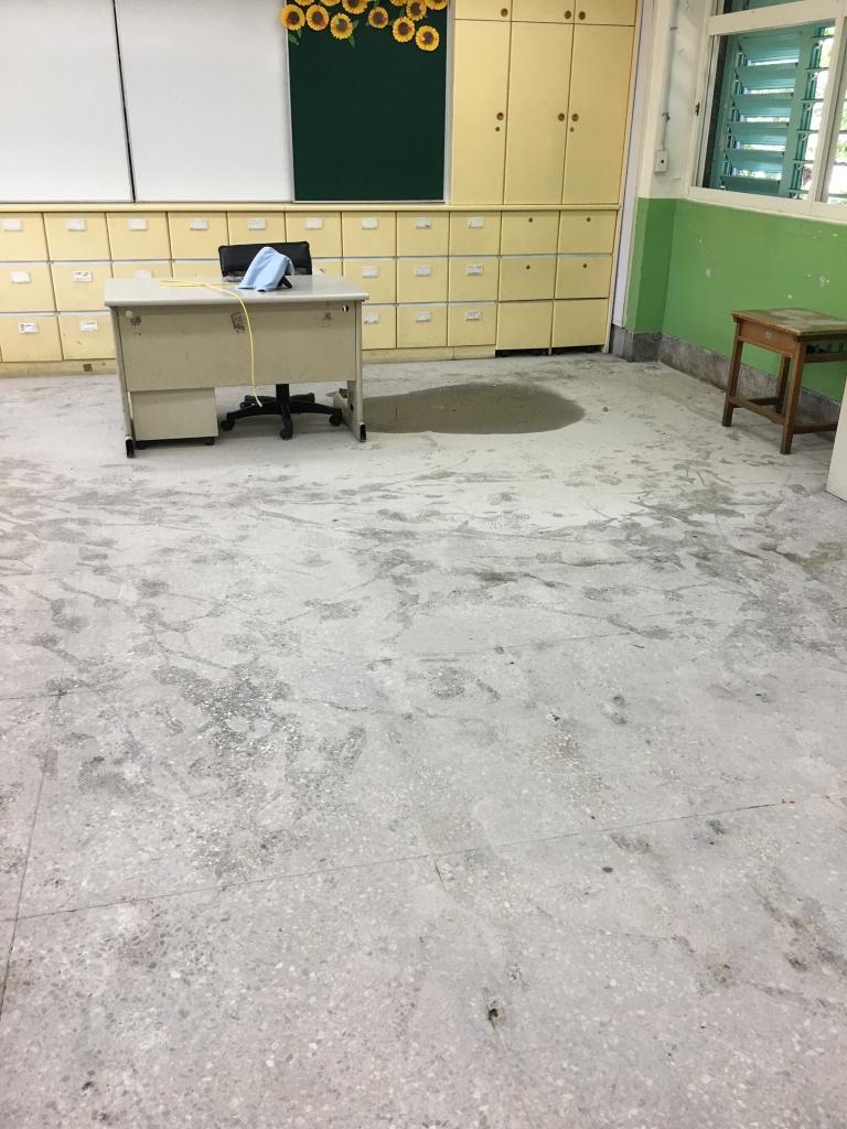 校園教室及廁所清洗