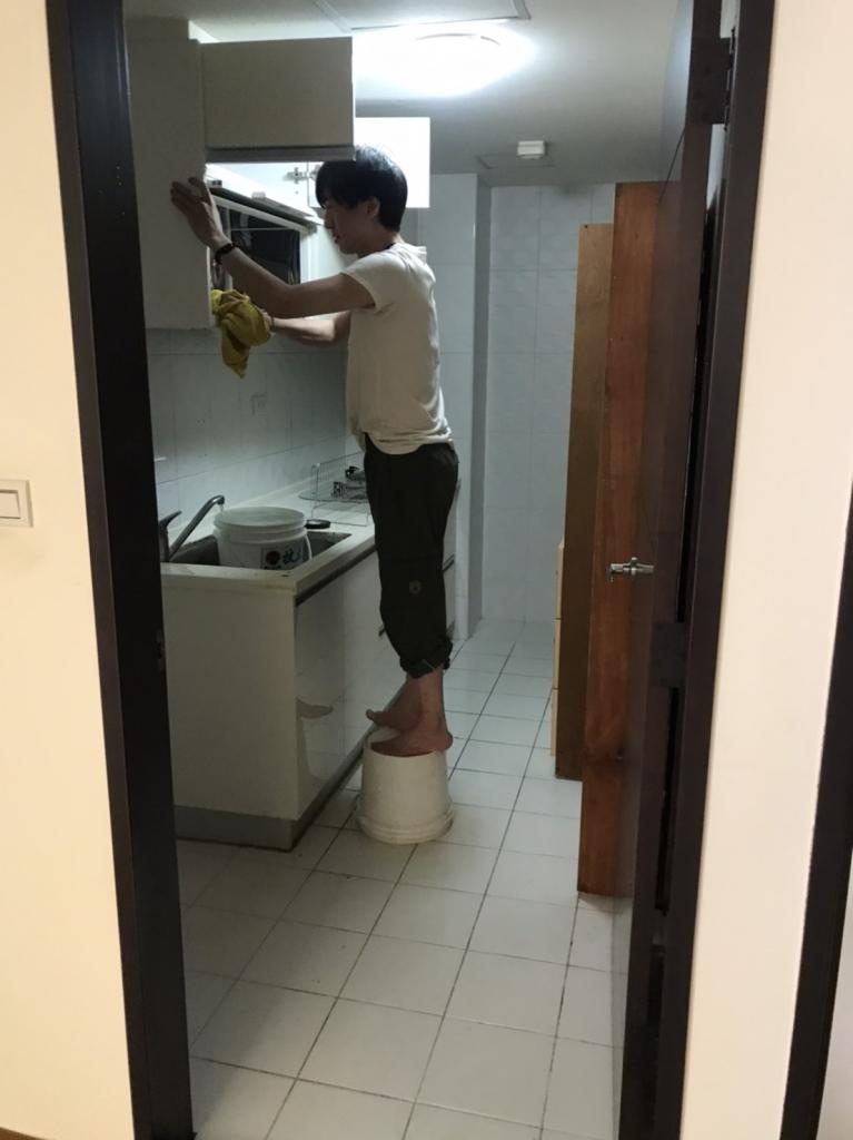 搬家後空屋清潔維護