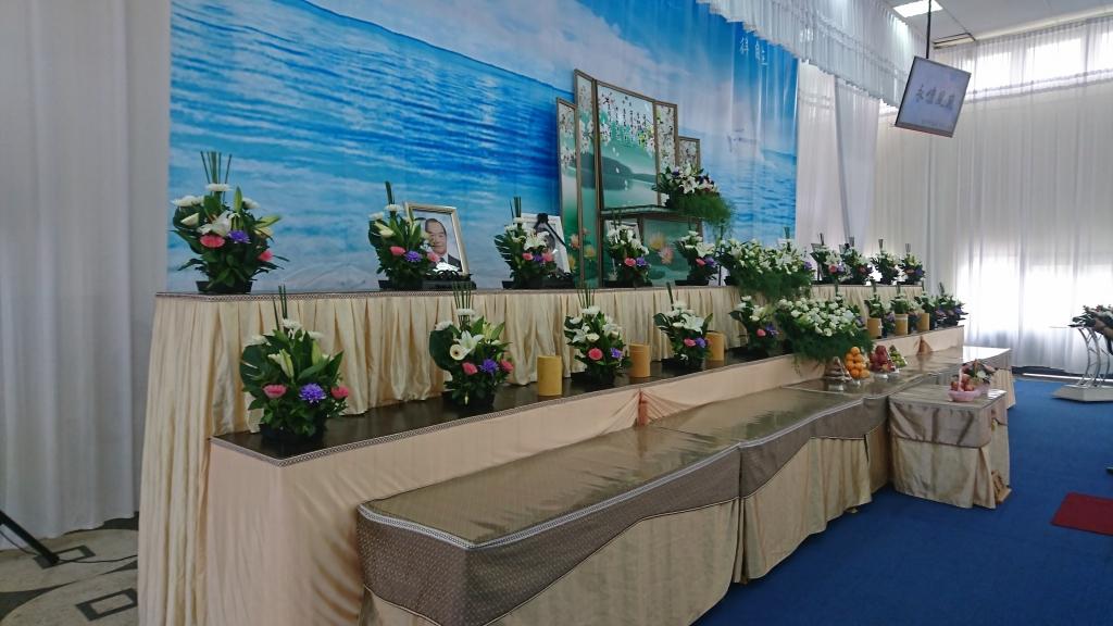 聯合海葬儀式