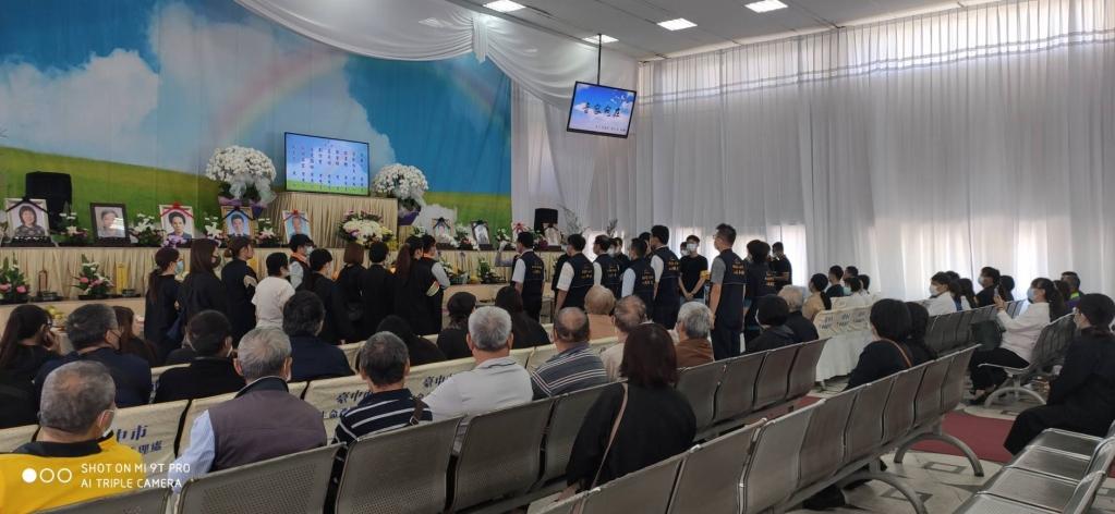 聯合奠祭儀式