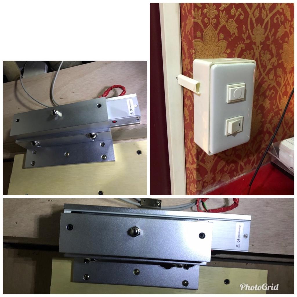 門禁系統安裝實績