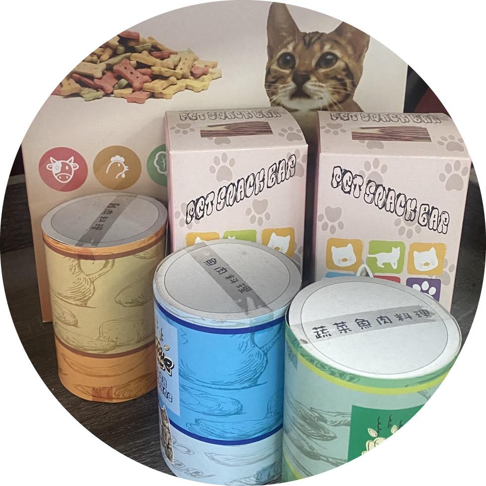 寵物紙藝商品
