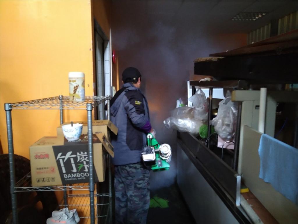 112-大雅區-公司消毒