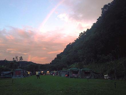 泰安驛站露營區